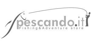 Logo Pescando grigio