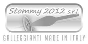 Logo Stommi grigio