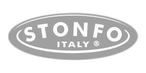 Logo Stonfo grigio